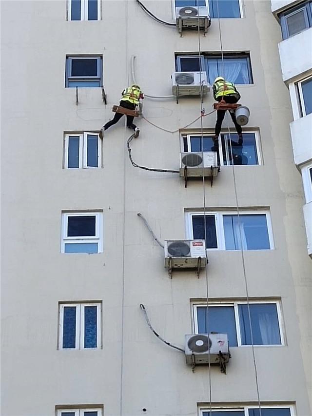 外墙漏水维修排查