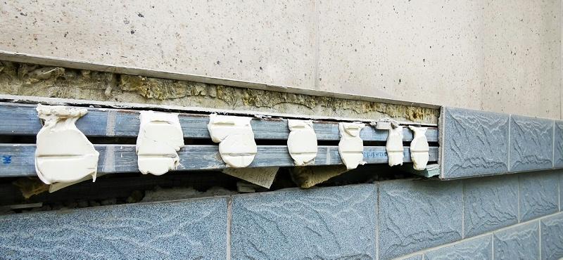 外墙瓷砖脱落