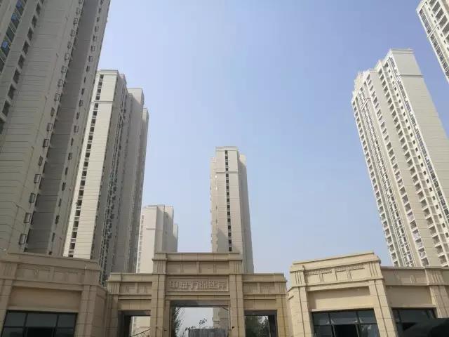 中海万锦熙岸外墙真石漆施工