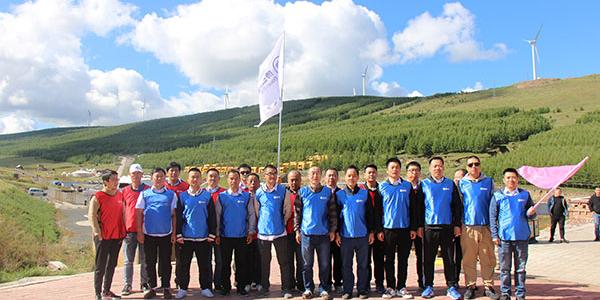 北京博赢天下建筑工程有限公司牵手伏龙芝
