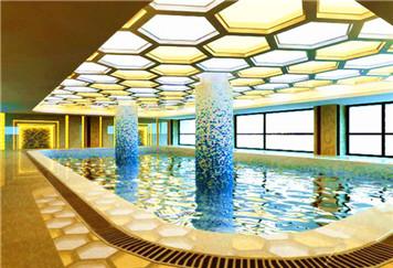 国贸游泳池防水工程施工