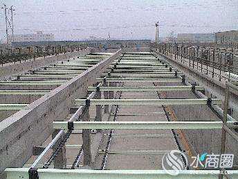 北京北小河污水厂处理臭氧池内防腐防水工程(LEAC13聚合物防水防腐砂浆)