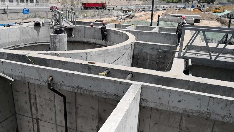 中铝能源煤矿污水处理厂