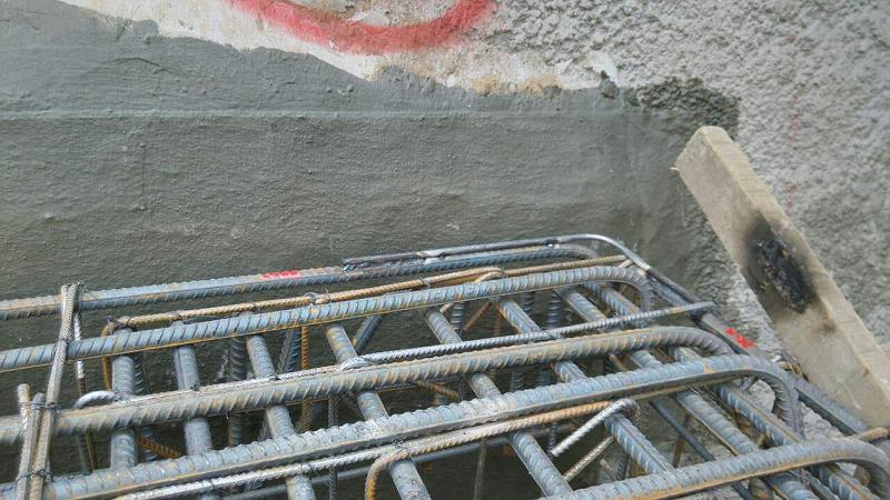 中核leac防水层在浇筑混凝土时不会脱落效果图1
