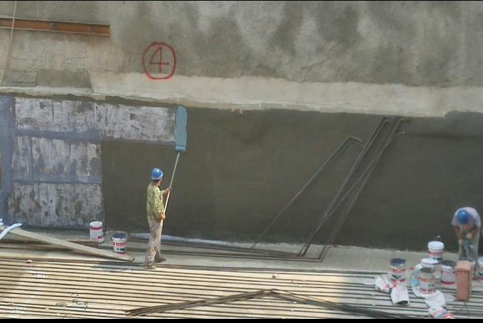 中核leac防水层在浇筑混凝土时不会脱落效果图3