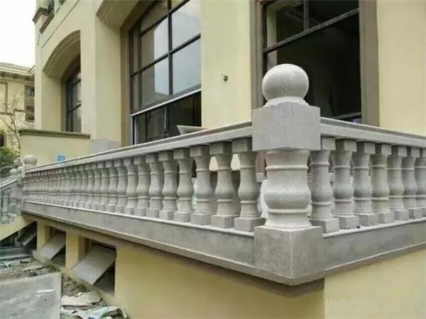 别墅改造翻新庭院扶手