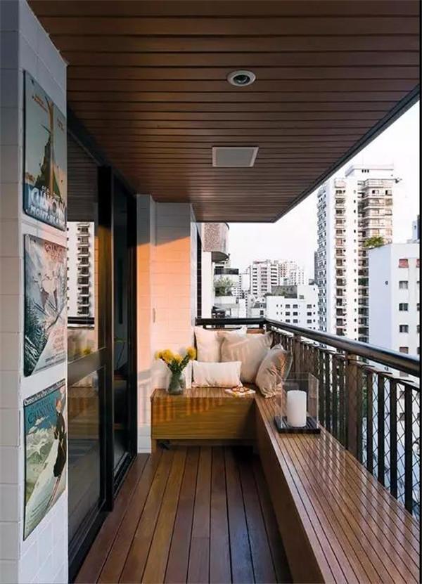 别墅改造翻新阳台