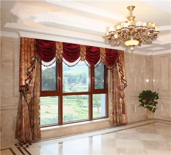 别墅改造翻新铝包木门窗