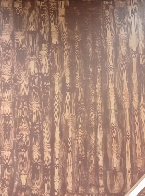 仿树皮质感涂料样板图