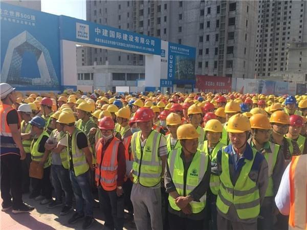建筑装饰装修工程项目施工队伍