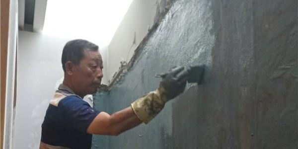 别墅室内防水涂料施工关键步骤