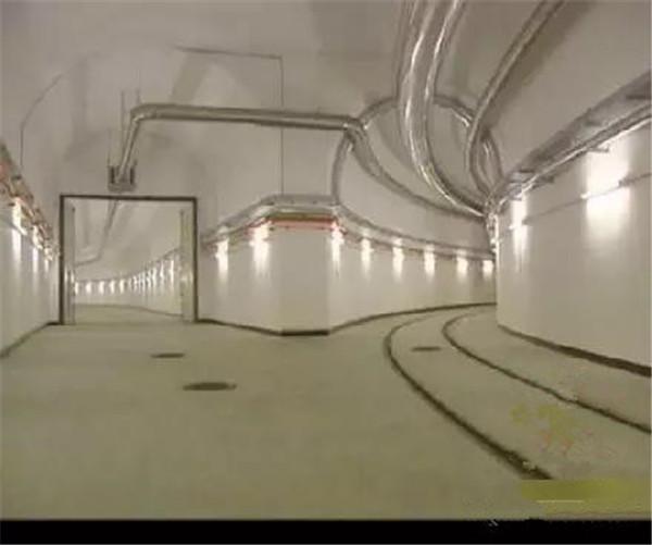 中核LEAC防水涂料施工洞库隧道