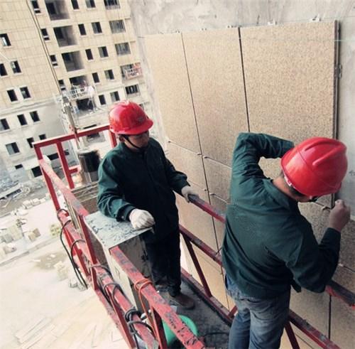外墙保温维修一体化板安装