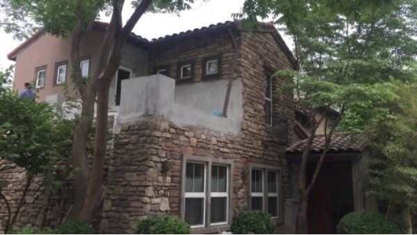 博赢建筑——纳帕溪谷独栋别墅外墙维修项目案例