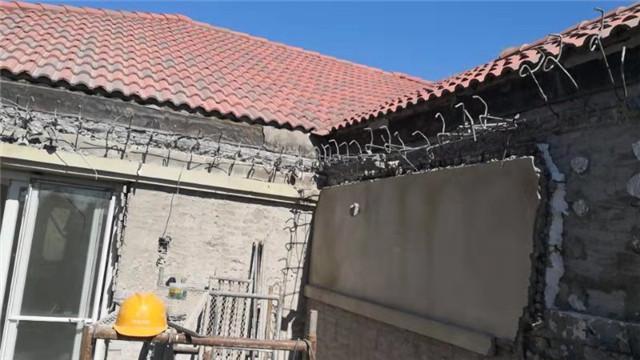 加建改造屋面拆除施工