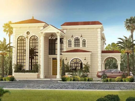 别墅改造加建门厅