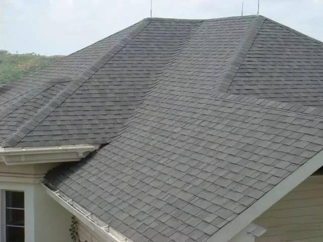 别墅-屋面瓦沥青瓦施工