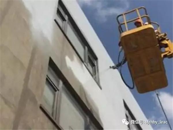 外墙LEAC防水喷涂法