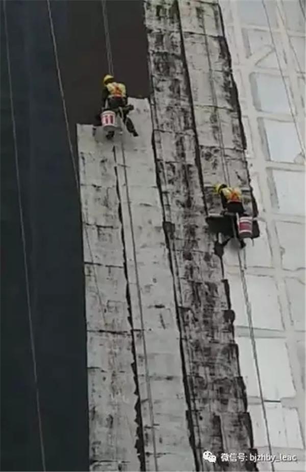 外墙LEAC防水超高层面涂,滚涂法
