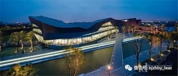 上海腾讯数据中心外墙LEAC防水