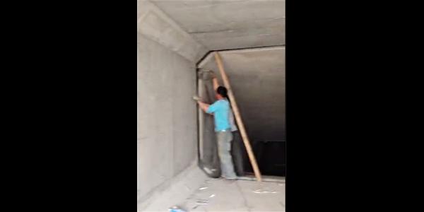 隧道防水施工