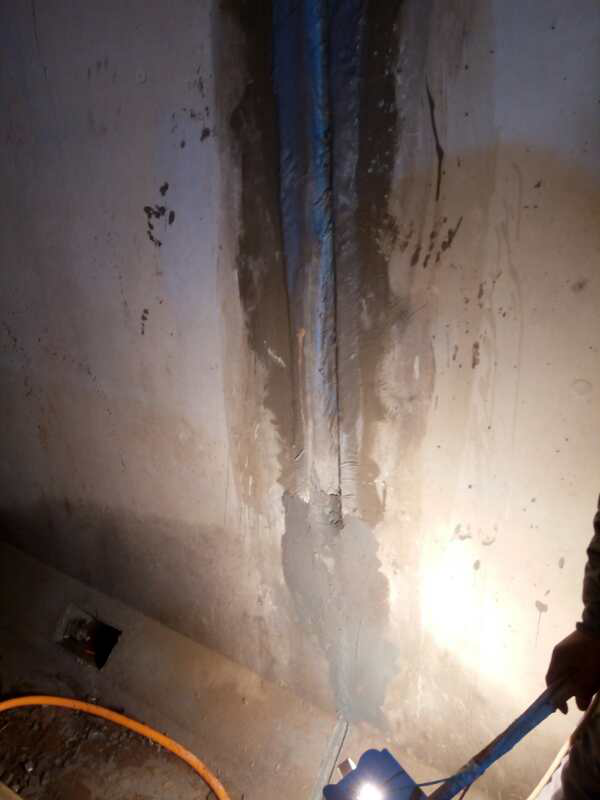 消防水池渗漏水节点