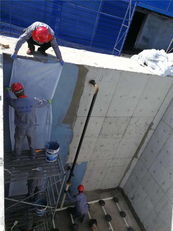 污水池防水维修