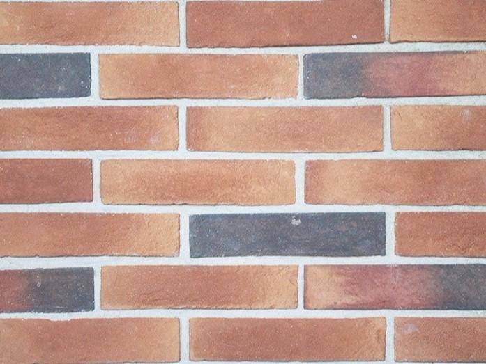 最流行的红色文化砖样板效果图