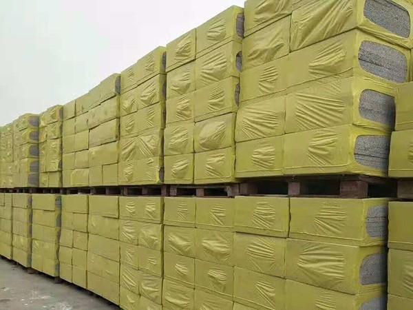外墙装修——外墙外保温岩棉板施工方案