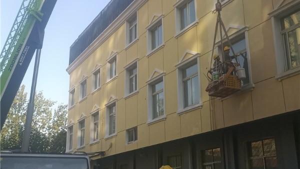 外墙涂料维修翻新改造