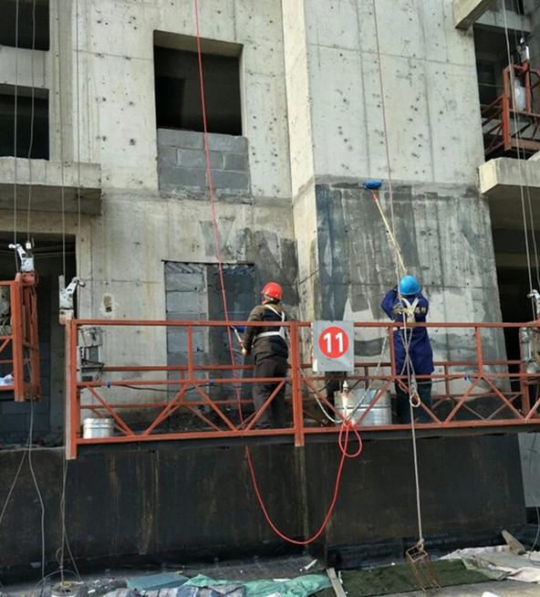 外墙装饰装修项目防水施工