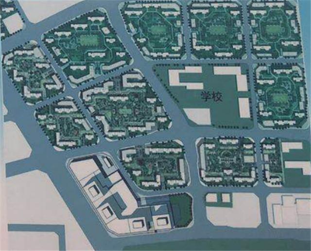 中海地产北辛安安置房项目