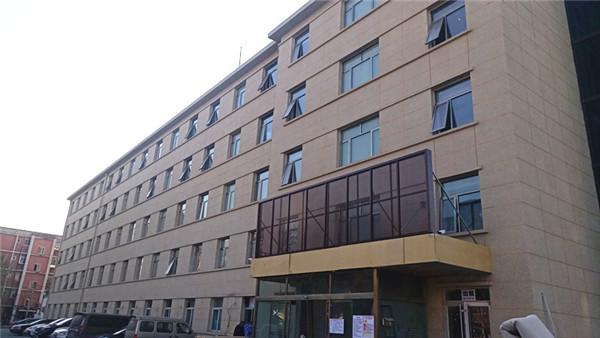 高仿真石漆-办公楼