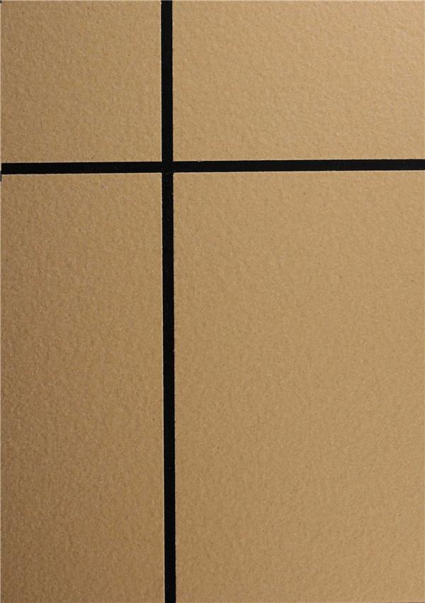 浅金色真石漆 样板效果图