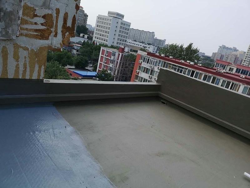阳台渗漏水维修