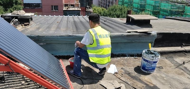 楼顶防水维修