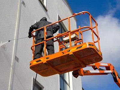 工艺罩面漆施工