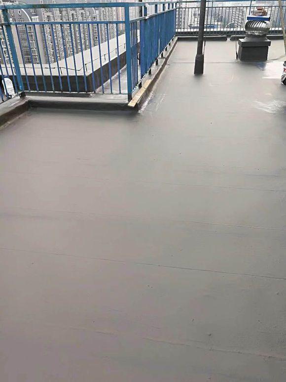楼顶防水处理材料