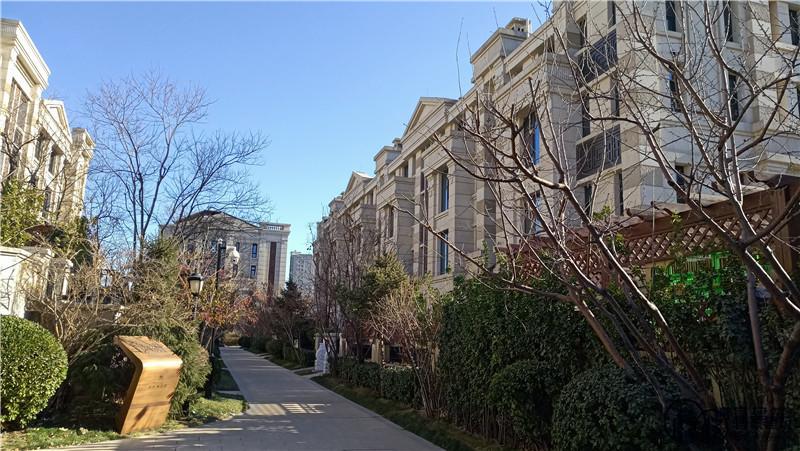 北京别墅外墙装修欣赏