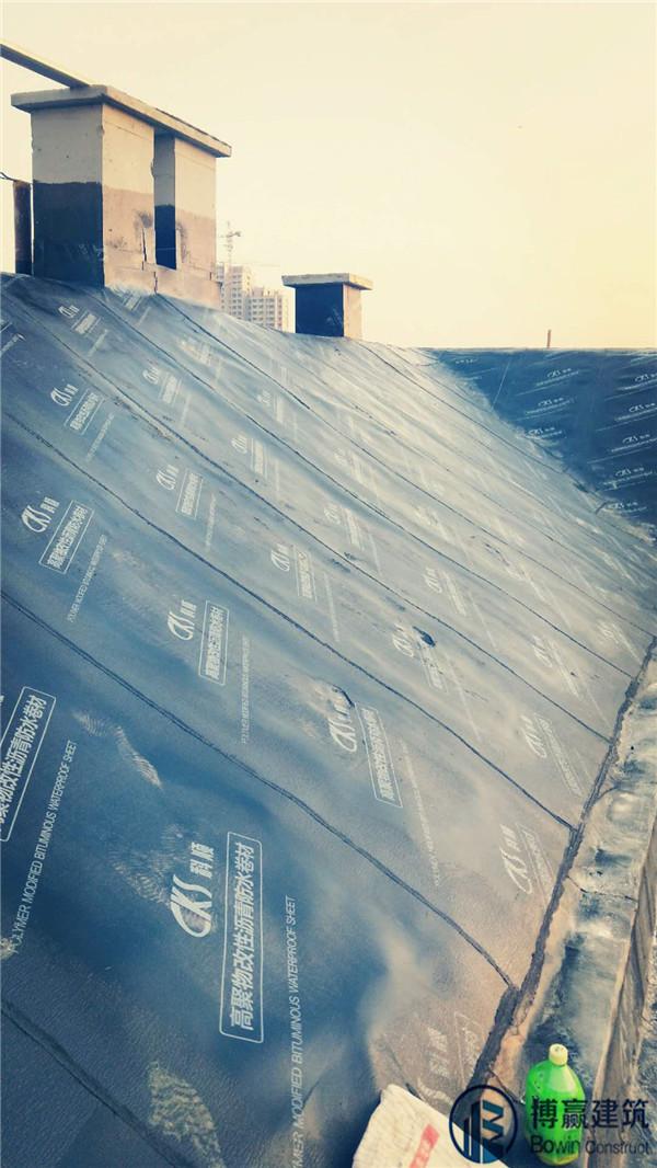 外墙装修——外墙防水施工工艺做法及注意事项