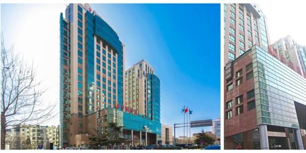 入冬抢修案例—中国航油集团办公大厦外墙瓷砖翻新维修项目