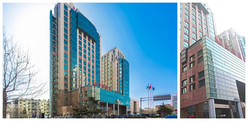 中国航油集团办公大厦外墙瓷砖翻新维修项目