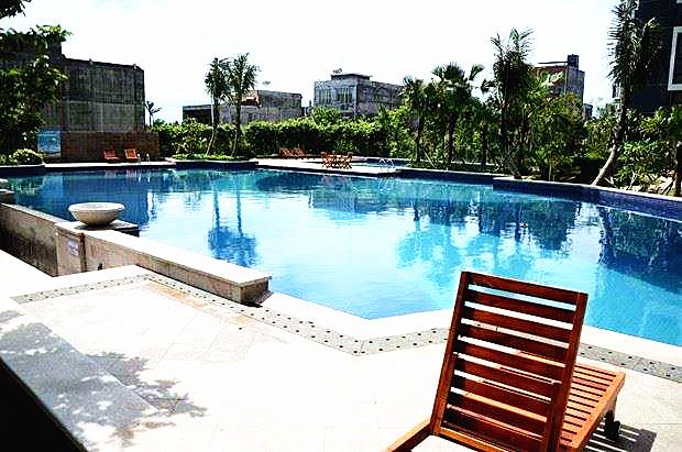 游泳池防水施工