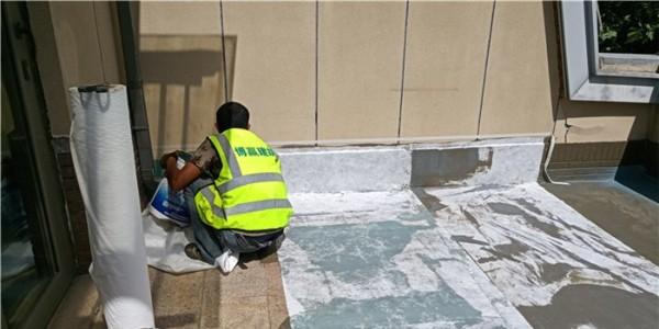 保温屋面防水维修