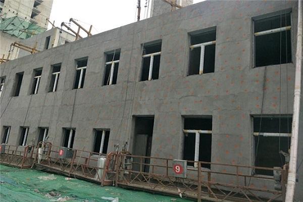 外墙装饰装修中岩棉板外墙保温的施工方法锚固件