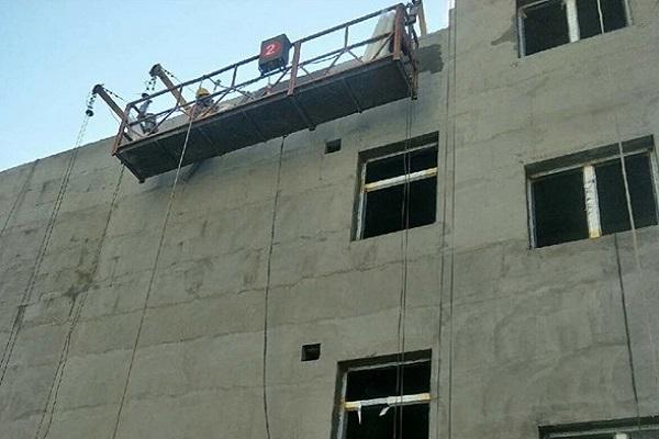 外墙装饰装修中岩棉板外墙保温的施工方法