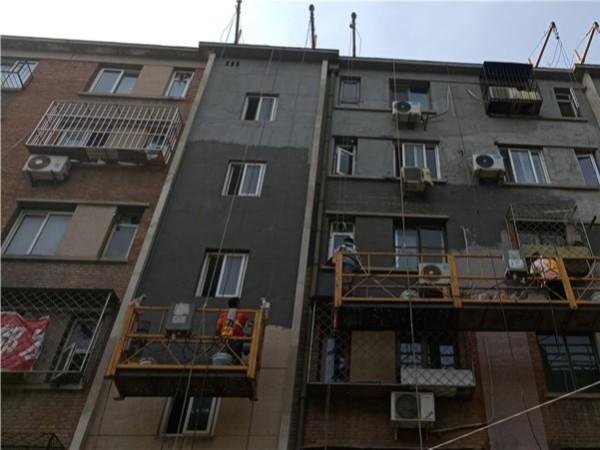 北京旧楼改造翻新施工
