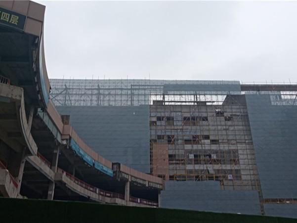 商场外墙翻新改造升级