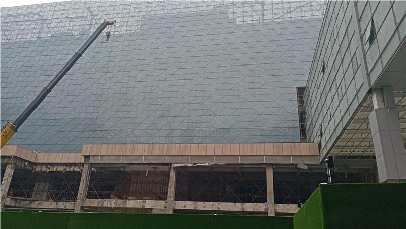 北京商场旧外墙翻新改造