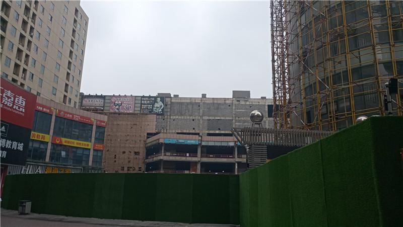 大兴火神庙商场改造